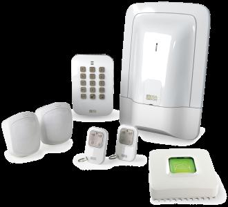 Delta Dore Huisautomatisering alarm pack
